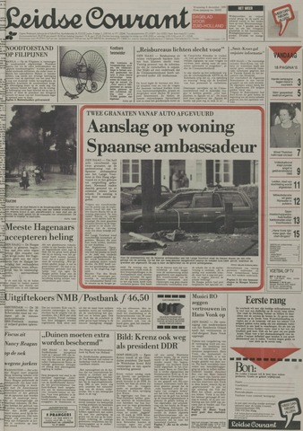 Leidse Courant 1989-12-06