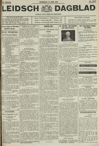 Leidsch Dagblad 1932-06-15