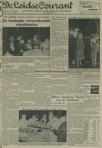 Leidse Courant 1958-01-20