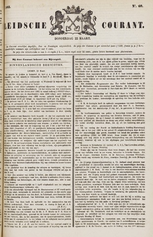 Leydse Courant 1883-03-22