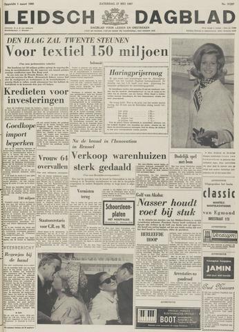 Leidsch Dagblad 1967-05-27