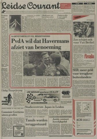 Leidse Courant 1985-07-06