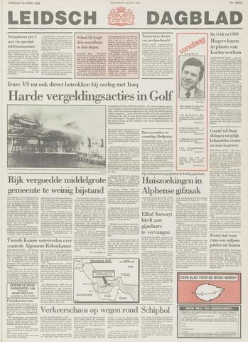 Leidsch Dagblad 1988-04-19