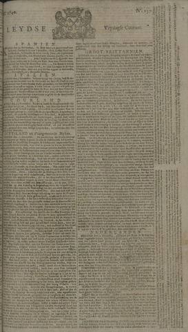 Leydse Courant 1740-12-30
