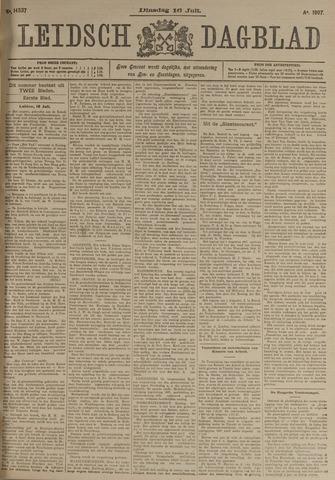 Leidsch Dagblad 1907-07-16