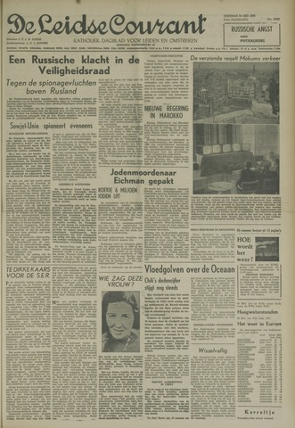 Leidse Courant 1960-05-24