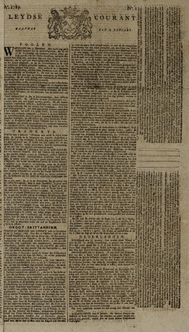 Leydse Courant 1789-01-19