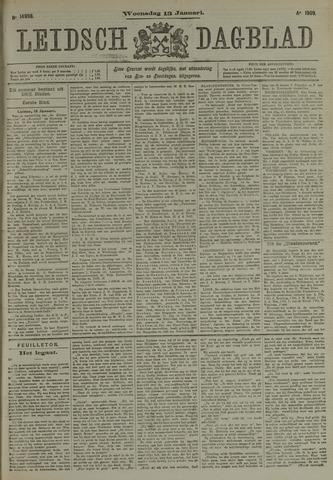 Leidsch Dagblad 1909-01-13