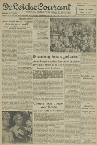 Leidse Courant 1950-07-03