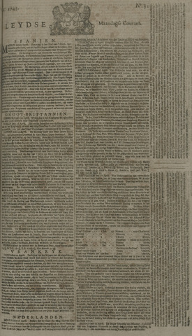 Leydse Courant 1743-04-29