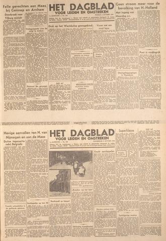 Dagblad voor Leiden en Omstreken 1944-10-06