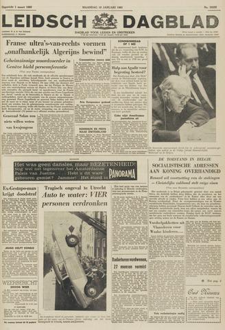 Leidsch Dagblad 1961-01-16