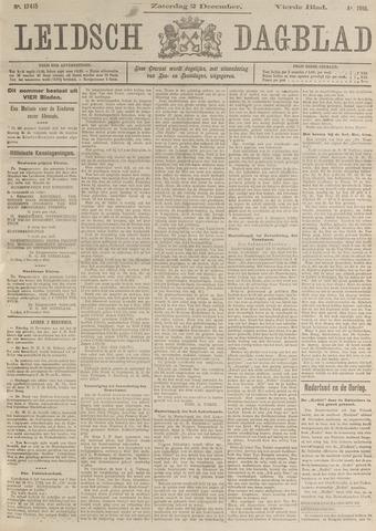 Leidsch Dagblad 1916-12-02