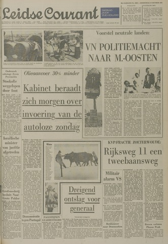 Leidse Courant 1973-10-25