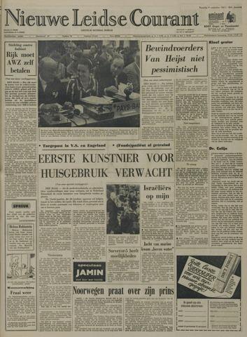 Nieuwe Leidsche Courant 1967-09-09