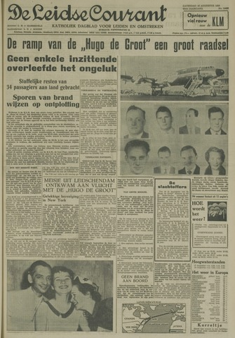 Leidse Courant 1958-08-16