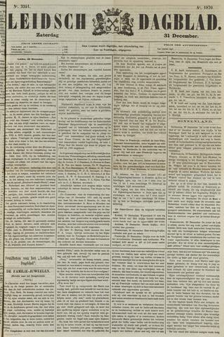 Leidsch Dagblad 1870-12-31