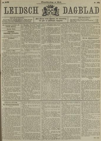Leidsch Dagblad 1911-05-04
