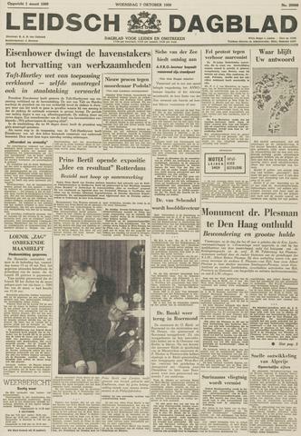 Leidsch Dagblad 1959-10-07