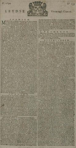 Leydse Courant 1734-11-10