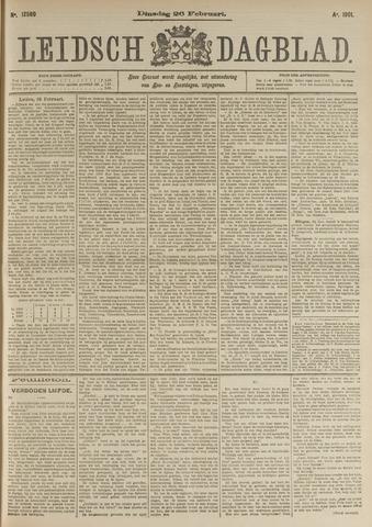 Leidsch Dagblad 1901-02-26