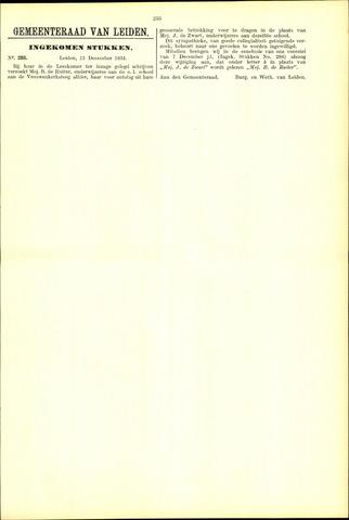 Handelingen van de Raad 1934-12-13
