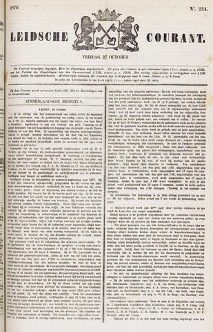 Leydse Courant 1876-10-27