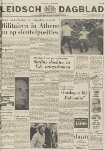 Leidsch Dagblad 1967-04-22