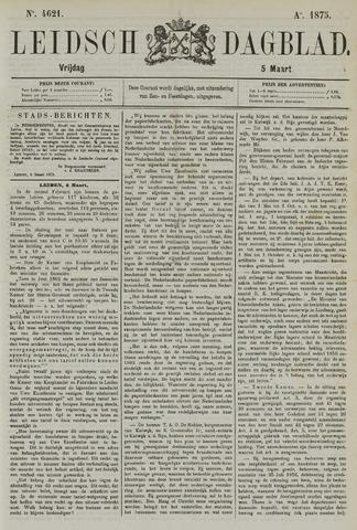 Leidsch Dagblad 1875-03-05