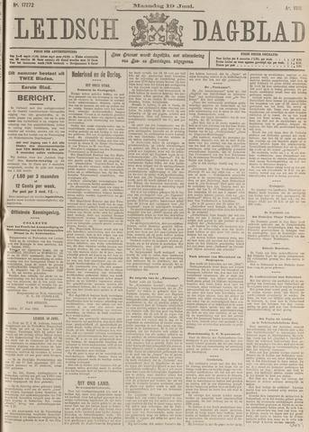 Leidsch Dagblad 1916-06-19