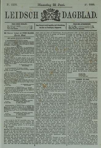 Leidsch Dagblad 1880-06-21