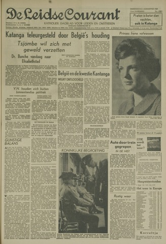 Leidse Courant 1960-08-04