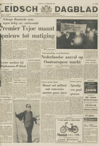 Leidsch Dagblad 1967-02-10