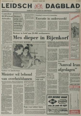Leidsch Dagblad 1982-07-22