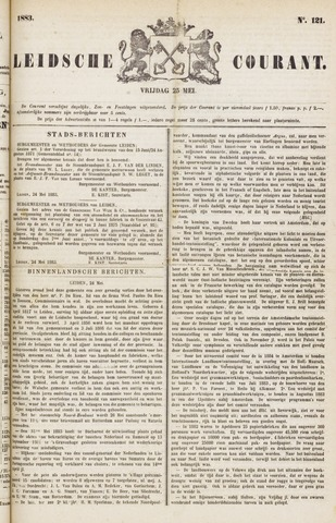 Leydse Courant 1883-05-25