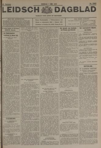 Leidsch Dagblad 1935-05-07