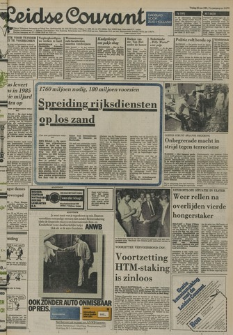 Leidse Courant 1981-05-22
