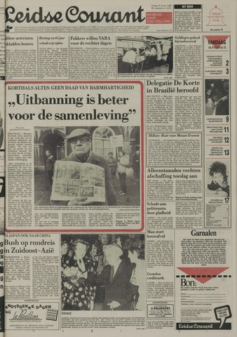 Leidse Courant 1989-01-27