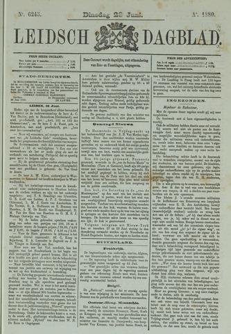 Leidsch Dagblad 1880-06-29