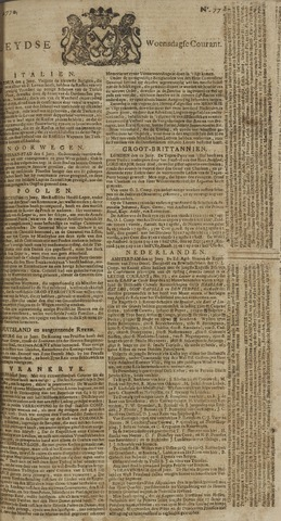Leydse Courant 1770-06-27