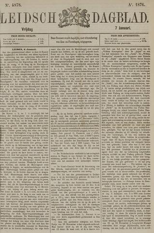 Leidsch Dagblad 1876-01-07