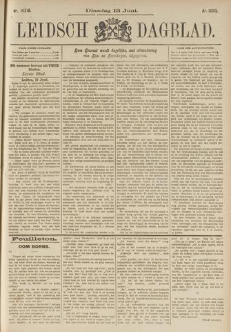 Leidsch Dagblad 1893-06-13