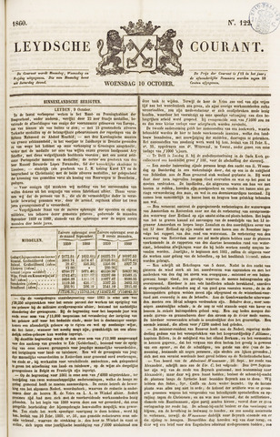 Leydse Courant 1860-10-10