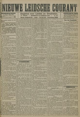 Nieuwe Leidsche Courant 1923-08-30