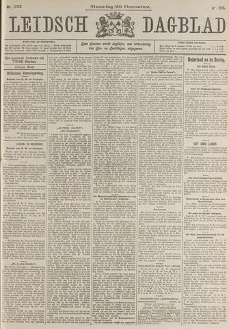Leidsch Dagblad 1915-12-20