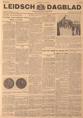 Leidsch Dagblad 1947-05-21