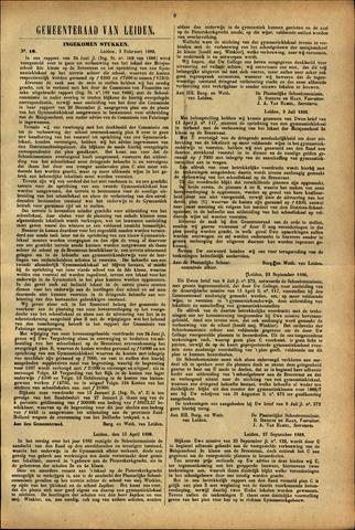 Handelingen van de Raad 1887-02-03
