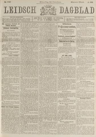 Leidsch Dagblad 1916-10-31