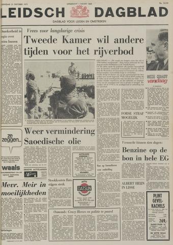 Leidsch Dagblad 1973-10-31