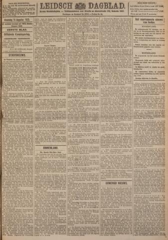 Leidsch Dagblad 1923-08-15